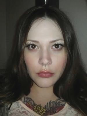I love drug store make-up...