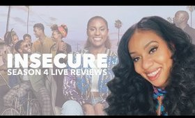 Insecure Season 4, Episode 1 Live Review