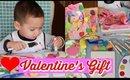 FUN VALENTINE'S DAY GIFT! CRAFT/DIY FOR KIDS!