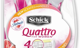 Schick Quattro Dare to Bare Giveaway