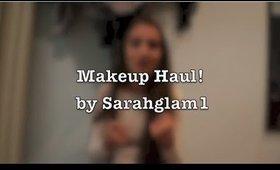 Makeup Haul! Mac, NYX, Smashbox, Tarte,+more!
