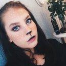 My deer-Halloween look