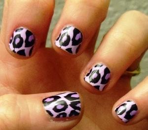 Nail Fraud nail stickers