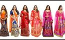 Ethnic Lookbook + GIVEAWAY | Bollywood Lehengas - Bipasha Basu |ad