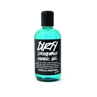 LUSH Dirty Springwash Shower Gel