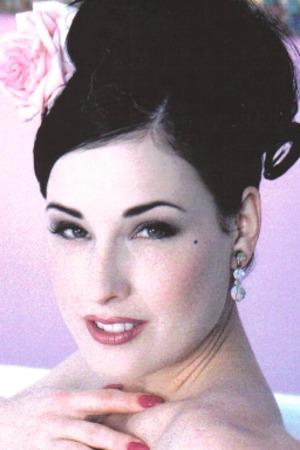 Dita Von Teese. Make Up by me!