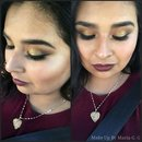 gold loose shimmer by MAC