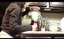 How To Make Avocado Milk (Moroccan Drink)