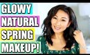 NATURAL SPRING MAKEUP ROUTINE | Inspired by All Things Adrienne
