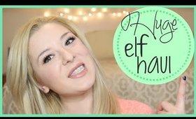 Huge ELF Haul!!