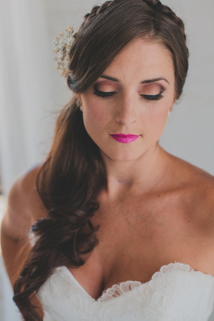 Hair and Makeup by Tanya J.  Photo by Kendall Lauren Photography
