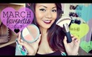 MARCH FAVORITES 2013   TheMaryberryLive