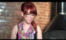 Polka Dot & Glitter Nails + Jamberry Review