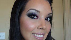 rocker/club makeup 2!