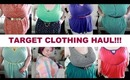 TARGET CLOTHING HAUL/LOOKBOOK ~PLUS SIZE~