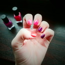 Pink to Purple Gradient.