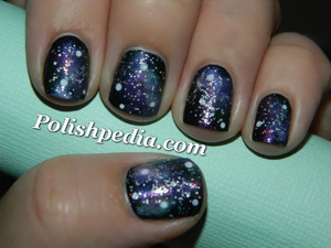 Have you done these types of nails yet?  See how they were done and the products that were used @ http://polishpedia.com/galaxy-nails.html !  Enjoy!