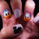 Disney Donald and Daisy