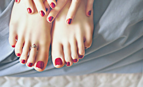 Squeaky Clean: An Editor's Obsession with Perfect Feet