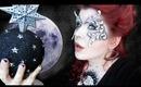 NYX- Goddess of the Night Makeup Tutorial (NYX FACE AWARDS FINAL ROUND)
