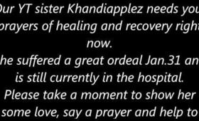 Prayers for Khandiapplez