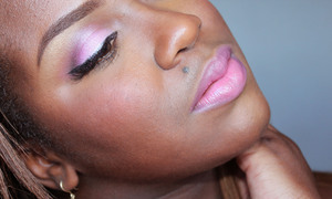 The tutorial for this look is here : http://www.youtube.com/watch?v=hvU9pEcSjLg&feature=youtu.be