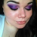 Colorful Purple Glam.