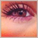 Purple eyeshadow(;