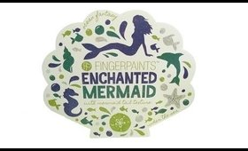 Clearance Alert! FingerPaints Enchanted Mermaid Collection ($3.29 per bottle @SallyBeauty)