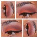 Makeup Look: Pumpkin Spice