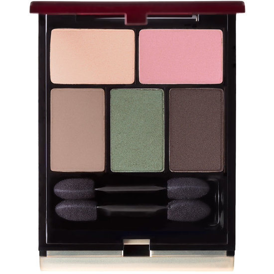 Kevyn Aucoin The Essential Eyeshadow Set: The Featherlights Palette product smear.