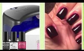 Gel Manicure ★ Sephora by OPI GelShine