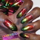 Rasta Nails by Dearnatural62