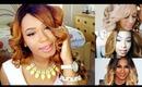 I'm a Blonde! Tia Mowry + Ciara Inspired Hair | Hair Review