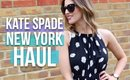 Kate Spade New York Haul | AD | Lily Pebbles