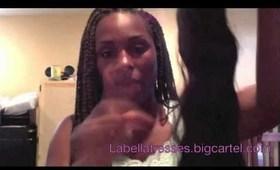 Intro to LabellaTresses Brazlian Hair