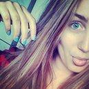 no make up look + nails