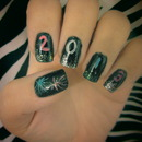 2013 New Years Nails