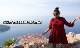 Travel Vlog: What did we do in Croatia?