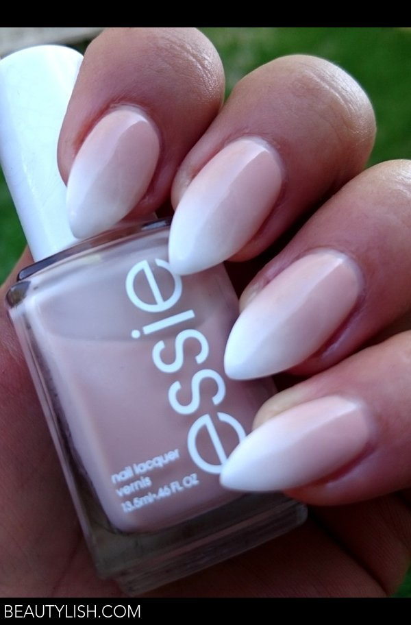 Ombre French Manicure | Chelsy G.\'s Photo | Beautylish