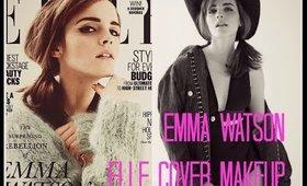 Emma Watson | ELLE Cover 2014 | Makeup