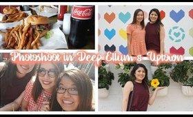 Photoshoot in Deep Ellum & Uptown | VLOG 4