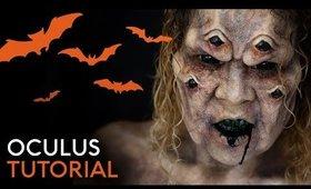Oculus | Cristress of the Dark | FX Makeup Tutorial