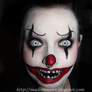 Psycho killer clown