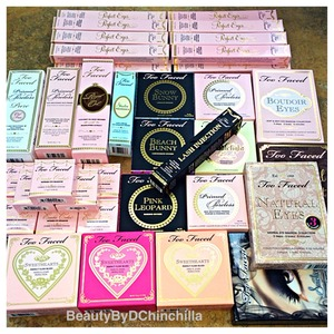 Thank you Too Faced for the goodies! 😍😍😘😘
