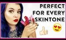 10 JEFFREE STAR LIPSTICKS THAT LOOK GOOD ON EVERY SKINTONE!!