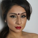 Pin up Indian Bridal