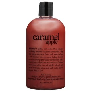 Philosophy Caramel Apple. Shampoo, Shower Gel & Bubble Bath