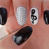 Silver Studs Nails
