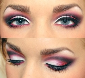 Hello! So, this look I am totally obsessed with and would defiantly wear it on valentines. Another great look for valentines day was my other post Cotton Candy a couple weeks ago :)  Comment if you like it or not! Thanks ladies!